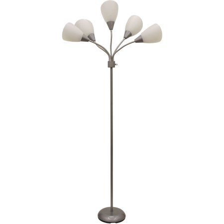 q cheap 5 light floor lamp any ideas how to transform