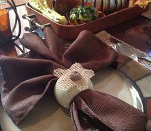 thanksgiving table napkin rings
