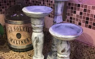 repurposed candlesticks