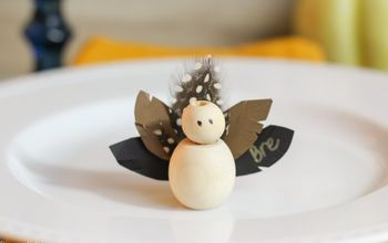 Thanksgiving Turkey Place Cards