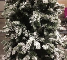 Fire Retardant Spray For Christmas Trees Part - 50: How To Flock A Christmas Tree