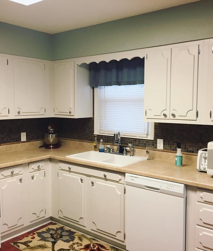 Painted Kitchen Cabinets Vs Stained: Dixie Belle Paint Vs Gel Stains
