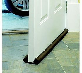 You can buy these wonderful things online on Amazon and in Walmart (and other stores). Or make your own! & What to do for drafty doors? | Hometalk