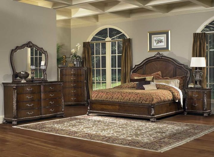q help looking for pulaski murano bedroom furniture collection