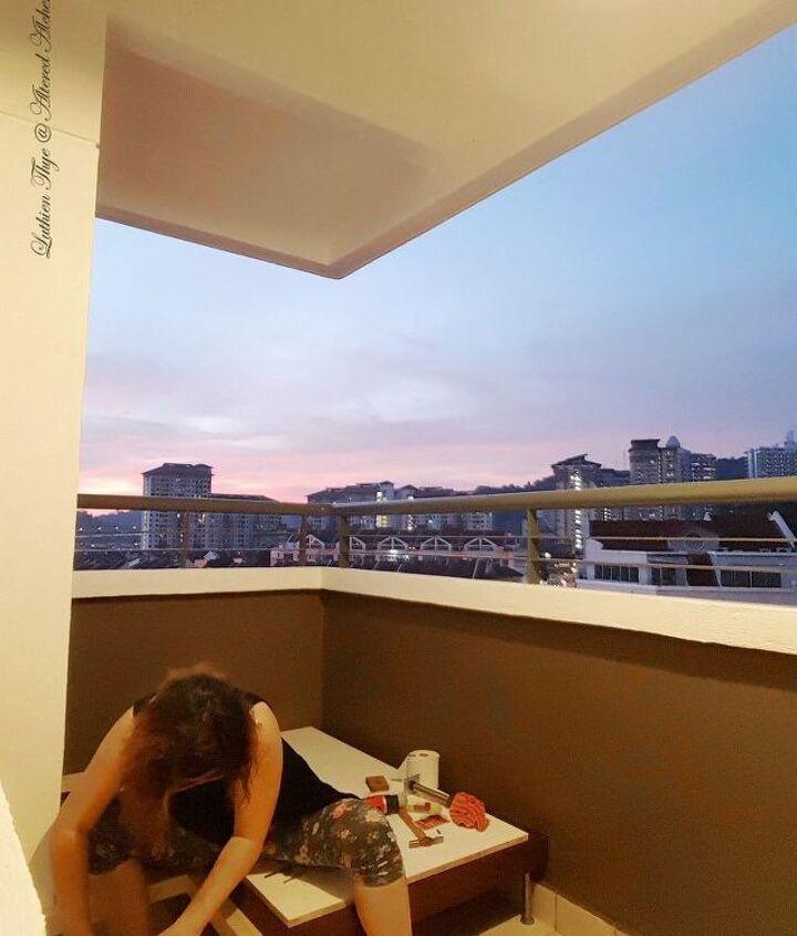 Framing till sunset