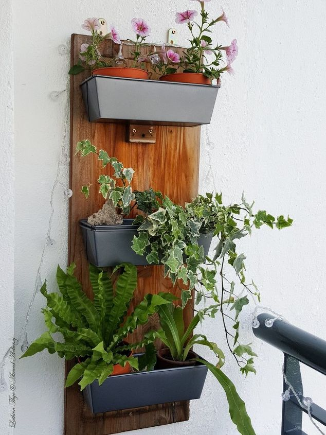 my balcony makeover