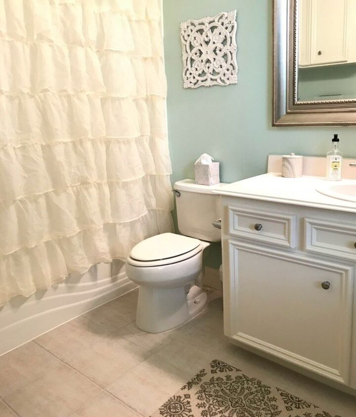 how to change grout color the easy way