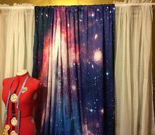 bedsheet curtains