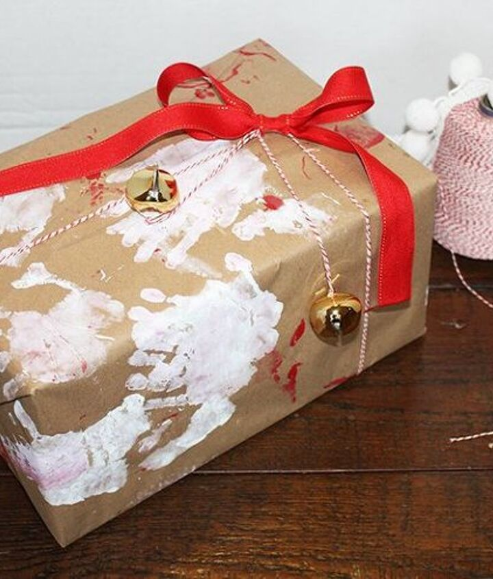 diy children s wrapping paper