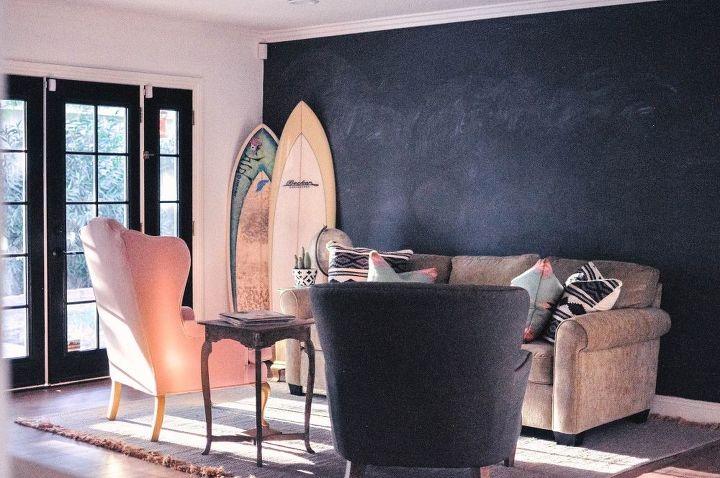 budget friendly farmhouse living room makeover