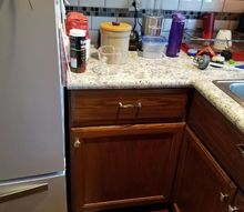 q i need to know how to better utilize the cupboard space beside my sink