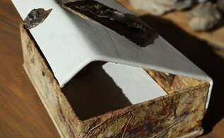 nature design keepsake box