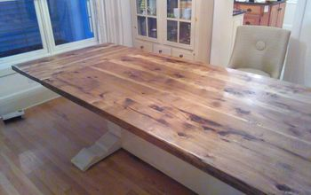 An Extremely Large Dining Table.