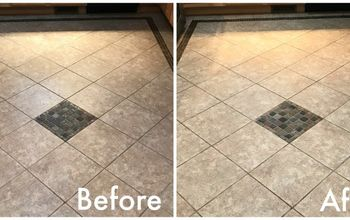 DIY Grout Cleaner