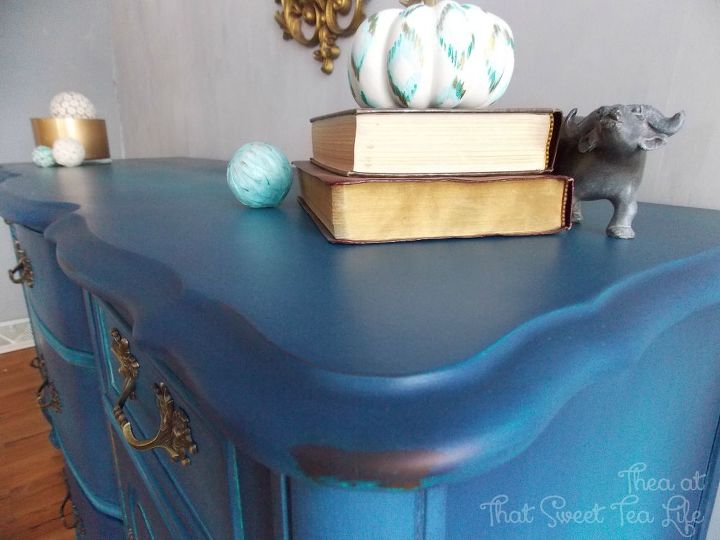 how to create a blended paint finish