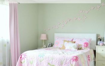 Designing My Little Girl's Bedroom