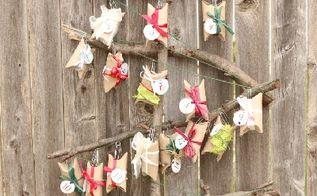 eco friendly advent calendar activities