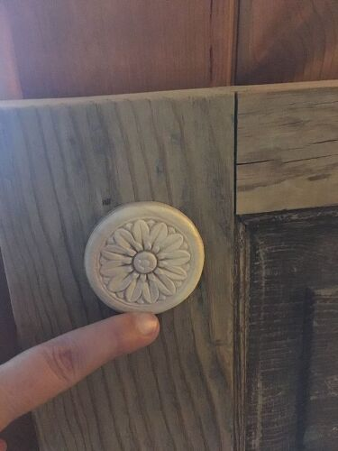 I want to fill in the door knob hole in a solid wood door! | Hometalk