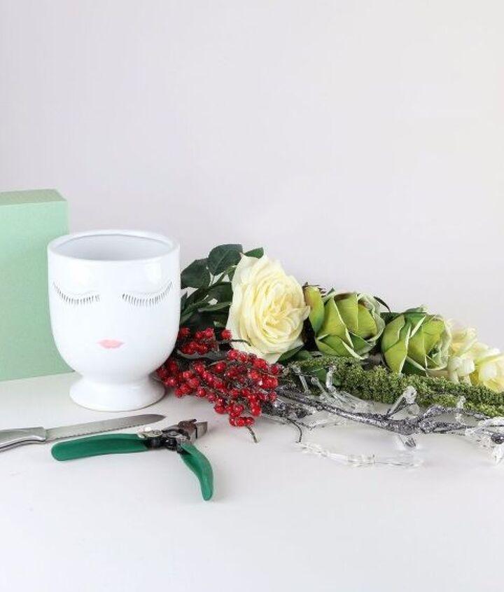celfie arrangement for the holidays
