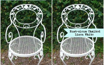 a tale of the mismatched chairs 2 ways to update with chalk paint