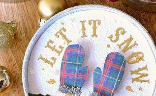 diy vintage christmas ornaments