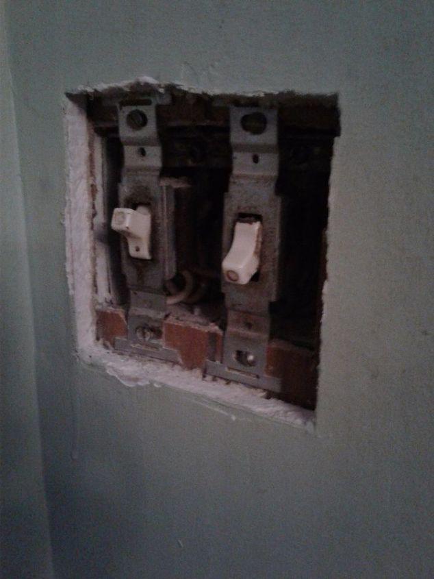 q fixing outlet problem