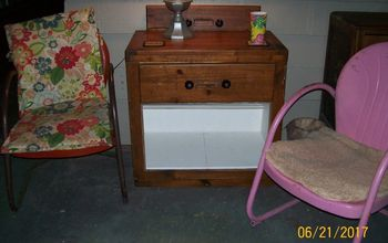 cat nook porch table combo