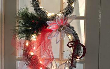 Snowman ⛄️  Wreath