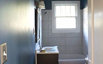 the brick cottage project the bathroom