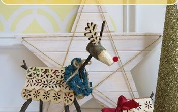easy woodland twig reindeer tutorial just in time for christmas