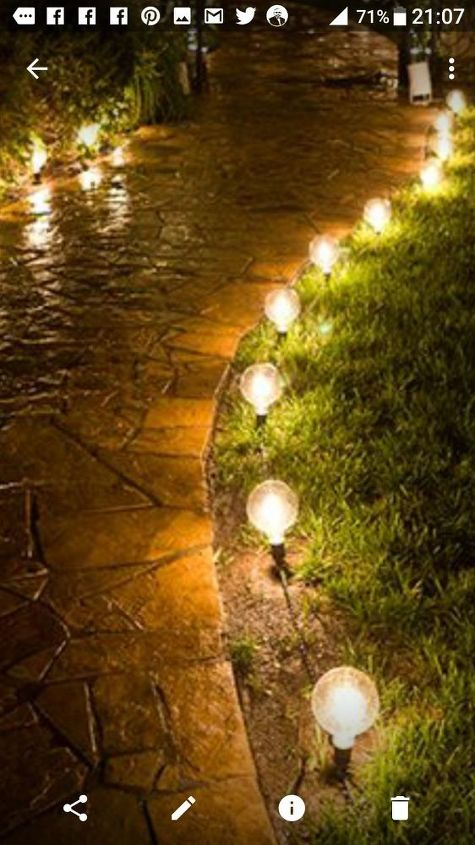 q i want to make lights for the pathway which cheap solar system to take