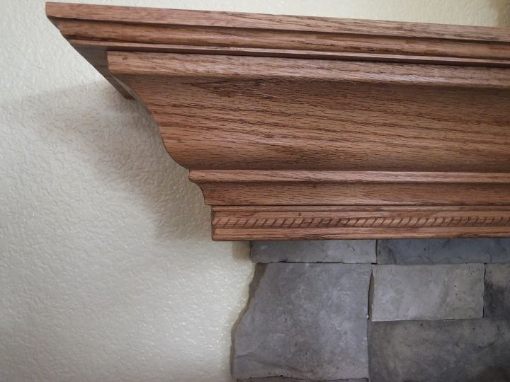 how to build a corner stove fireplace surround with airstone oak