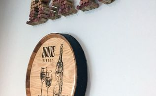 diy wine corks project
