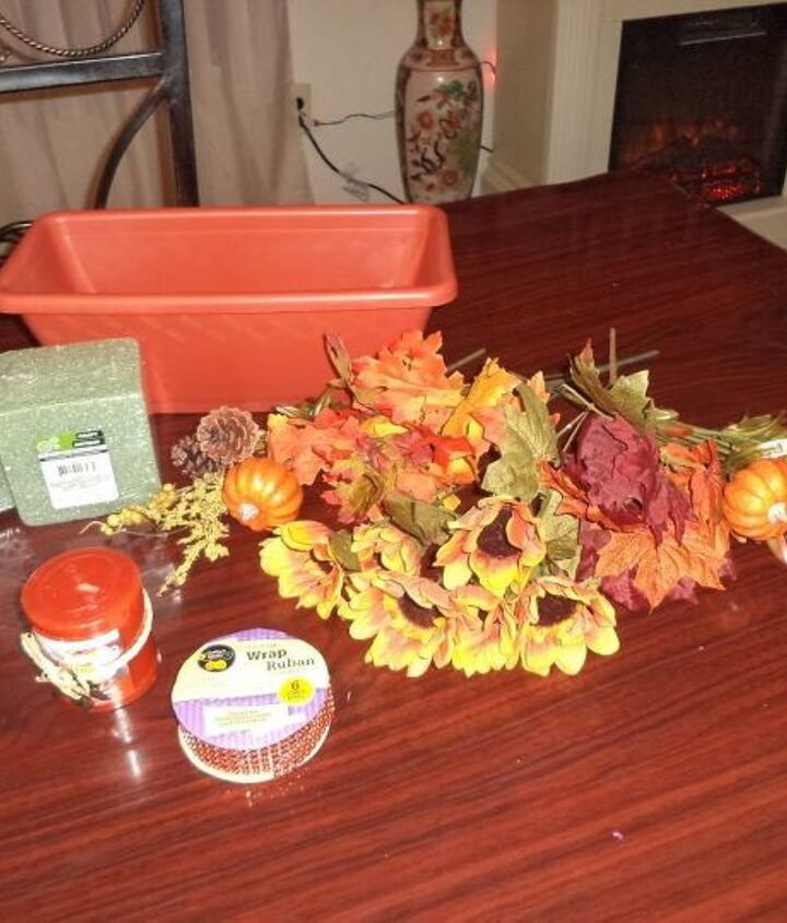 diy fall thanksgiving centerpiece