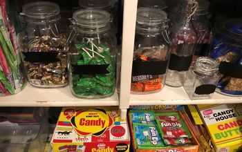Candy Pantry