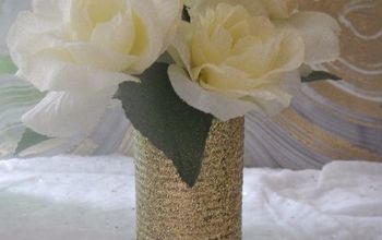simple soup can vase