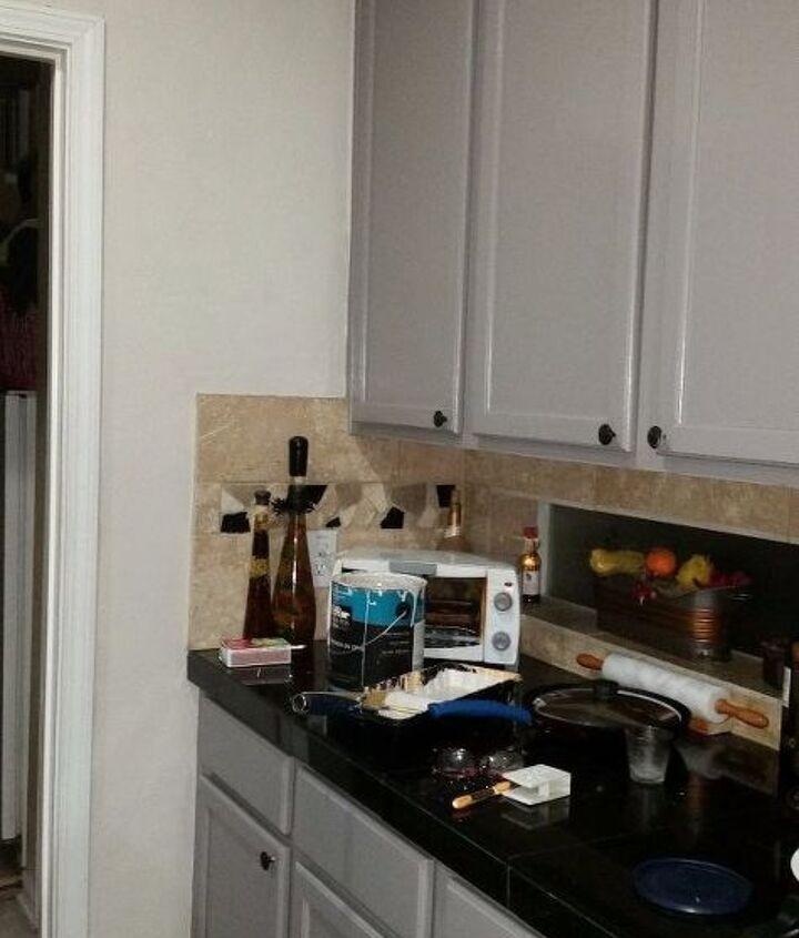 kitchen redo