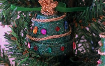 An Easy Craft To Create A Christmas Tree From A Clay Pot