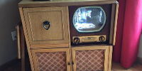 old tv comes back to life