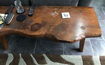 q wooden table update help needed