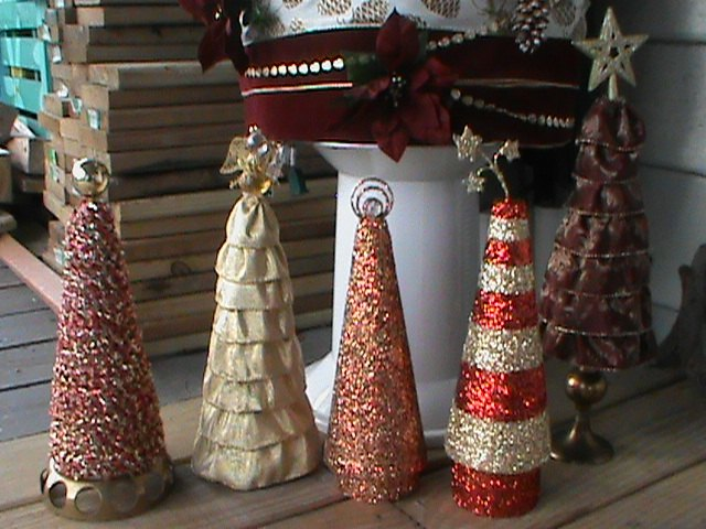 The X Large Cone Christmas Tree Made