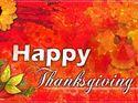 q happy thanksgiving