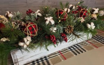Easy Centerpiece Building Project You Can Re-purpose for Every Season!