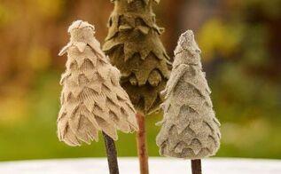 wonderful cute repurposed sweater tree ornaments