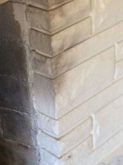 Q How Can I Remove Latex Paint From A Stone Fireplace