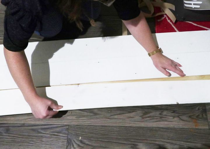 how to make a wooden shiplap rustic farmhouse sign
