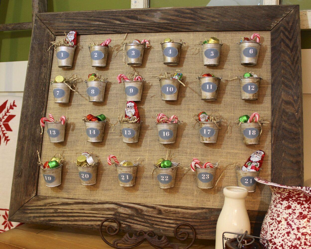 25 Advent Calendar Ideas That Are So Cute Hometalk