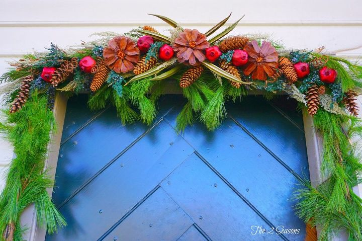 colonial williamsburg christmas decor