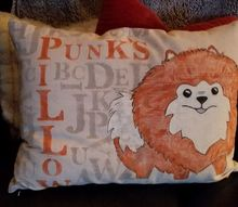 the punk pillow