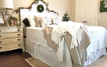 Decorating A Cozy Christmas Bedroom